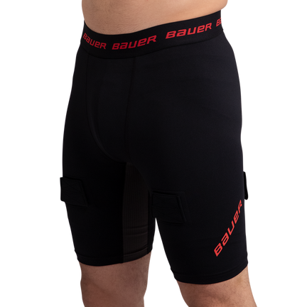 Essential Compression Jock Short,,Medium