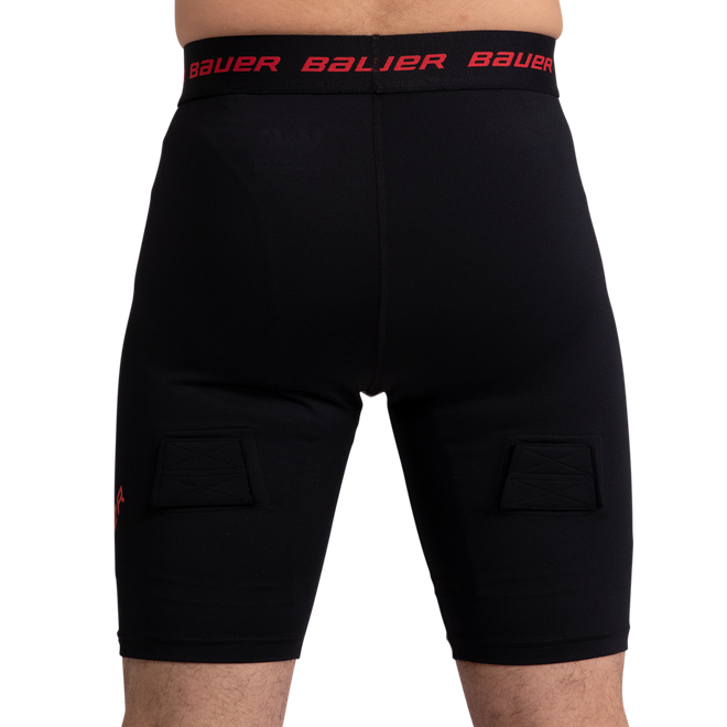 Essential Compression Jock Short