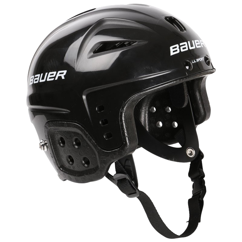 LIL' SPORT HELMET,BLACK,medium