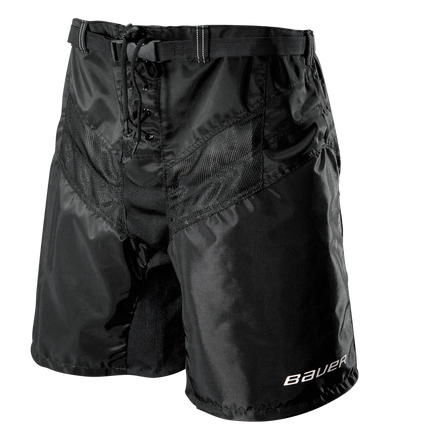 GOALIE PANT SHELL,BLACK,medium