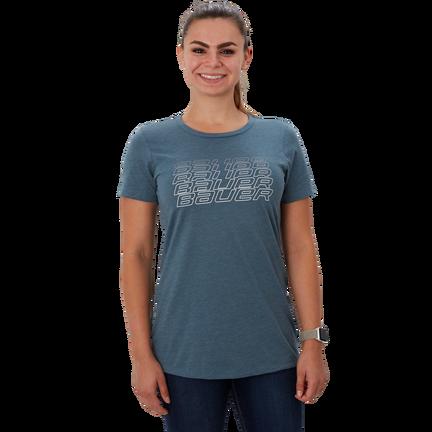 Fade Short Sleeve Women's T-Shirt,,medium
