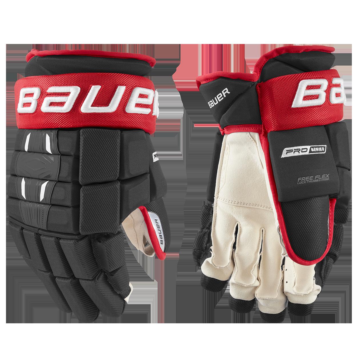 BAUER PRO SERIES Glove Senior