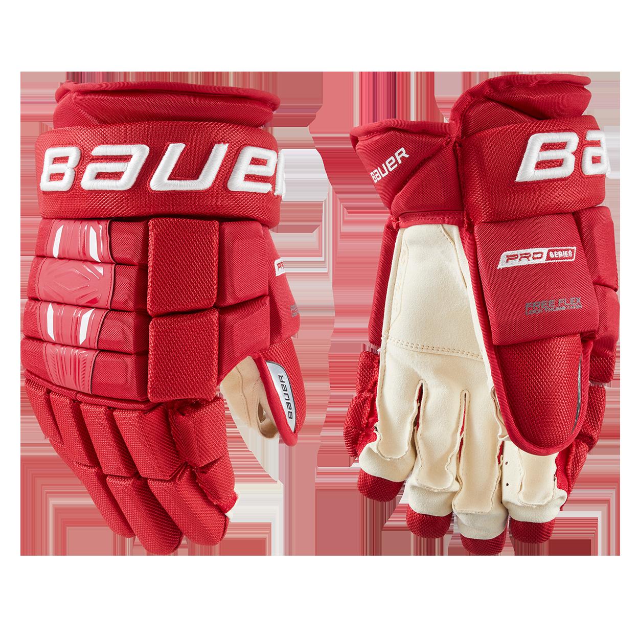 BAUER PRO SERIES Glove Intermediate