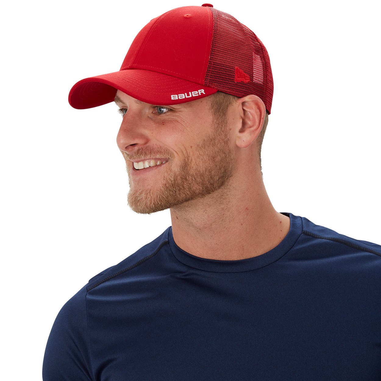 New Era 940 Team Cap,Red,medium