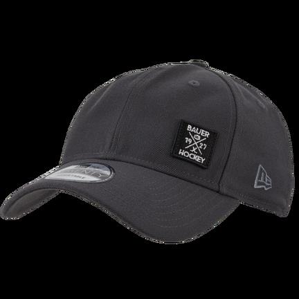New Era 9TWENTY Adjustable Twill Hat,Grå,medium