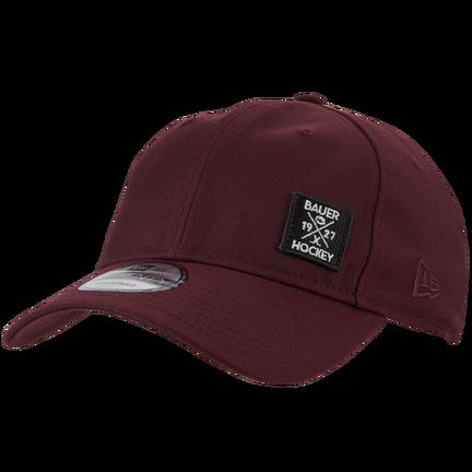 New Era 9TWENTY Adjustable Twill Hat,Rödbrun,medium