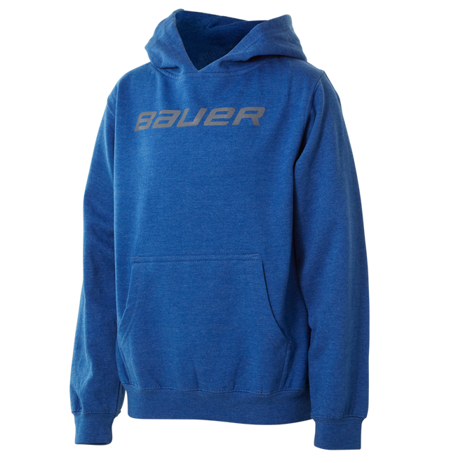 BAUER Core Hoody Color Pop Youth - Sapphire