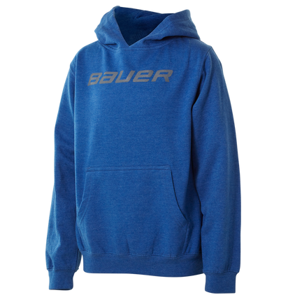 BAUER Core Hoody Color Pop Youth - Sapphire,,moyen