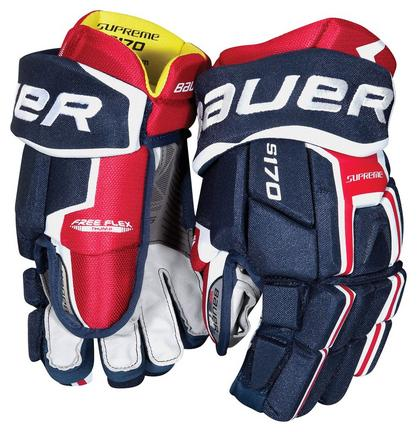 SUPREME S170 Glove,NAVYREDWHITE,medium
