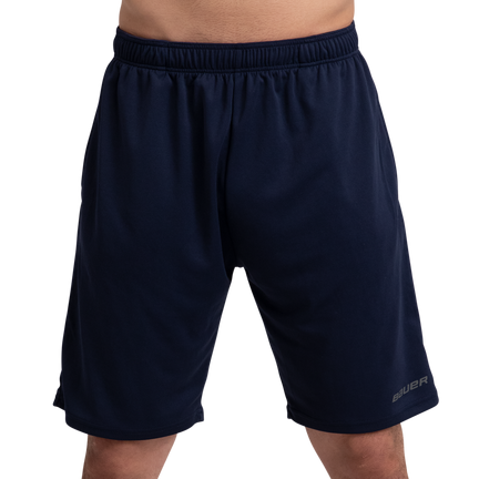 Core Athletic Short - Navy Senior,,Medium