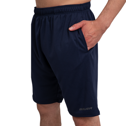 Core Athletic Short - Navy Senior,,moyen