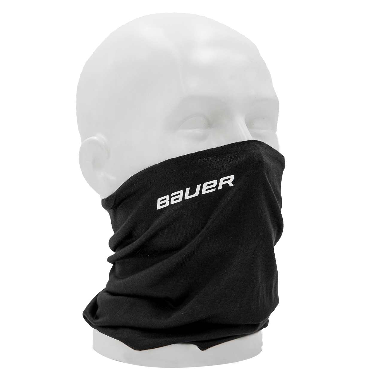 Bauer Reversible Gaiter,Black/Camo,medium