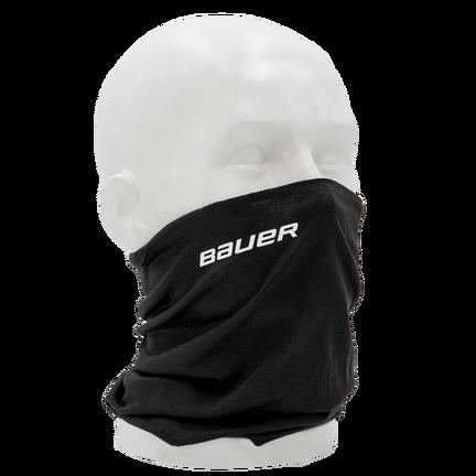 Bauer Reversible Gaiter,Black/Camo,medium