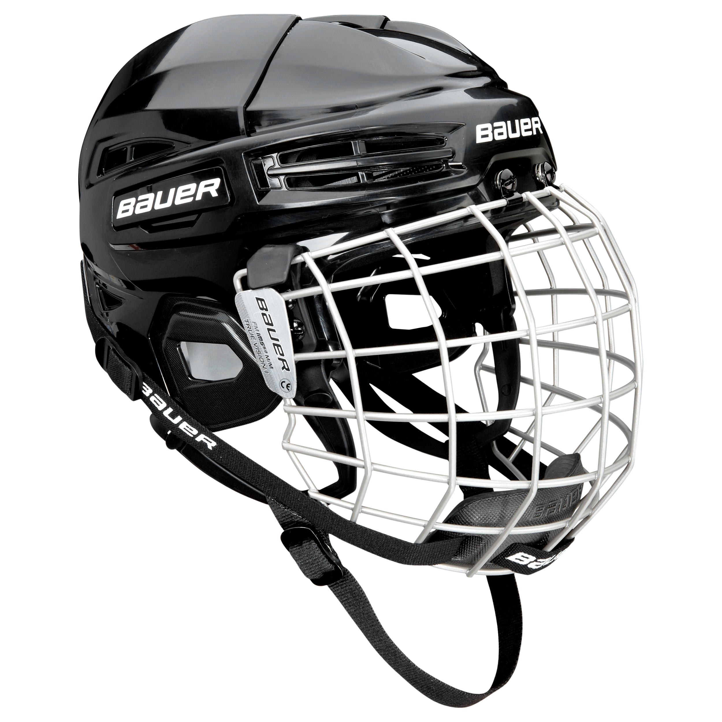 IMS 5.0 Helmet Combo (II),BLK,medium