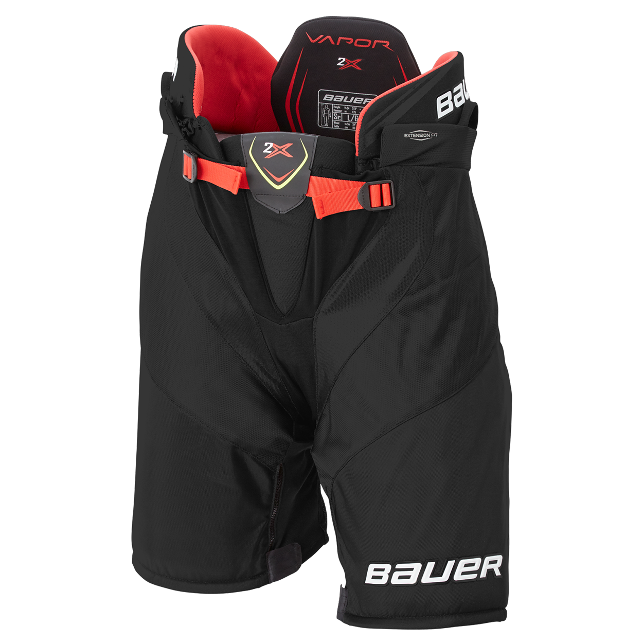 VAPOR 2X Pants Junior,Black,medium