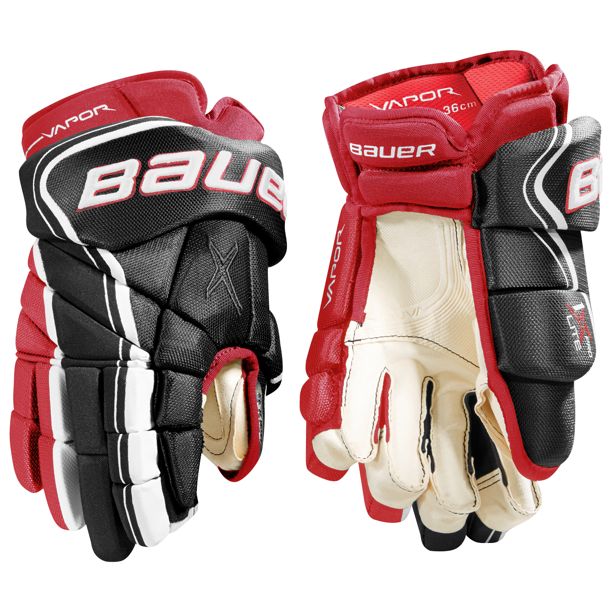 VAPOR 1X LITE PRO Glove - Senior,SCHWARZROT,Medium