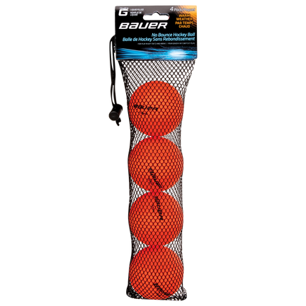 HydroG Liquid Filled No Bounce Warm Weather Hockey Balls,,medium
