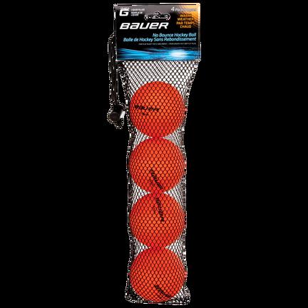 HydroG Liquid Filled No Bounce Warm Weather Hockey Balls,,medium