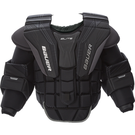 BAUER ELITE Chest Protector Intermediate,,moyen