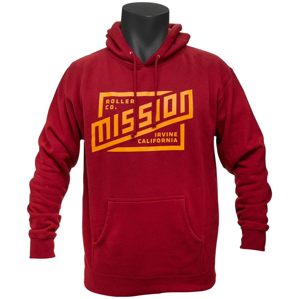MISSION Lincoln Hoodie Senior,,Medium