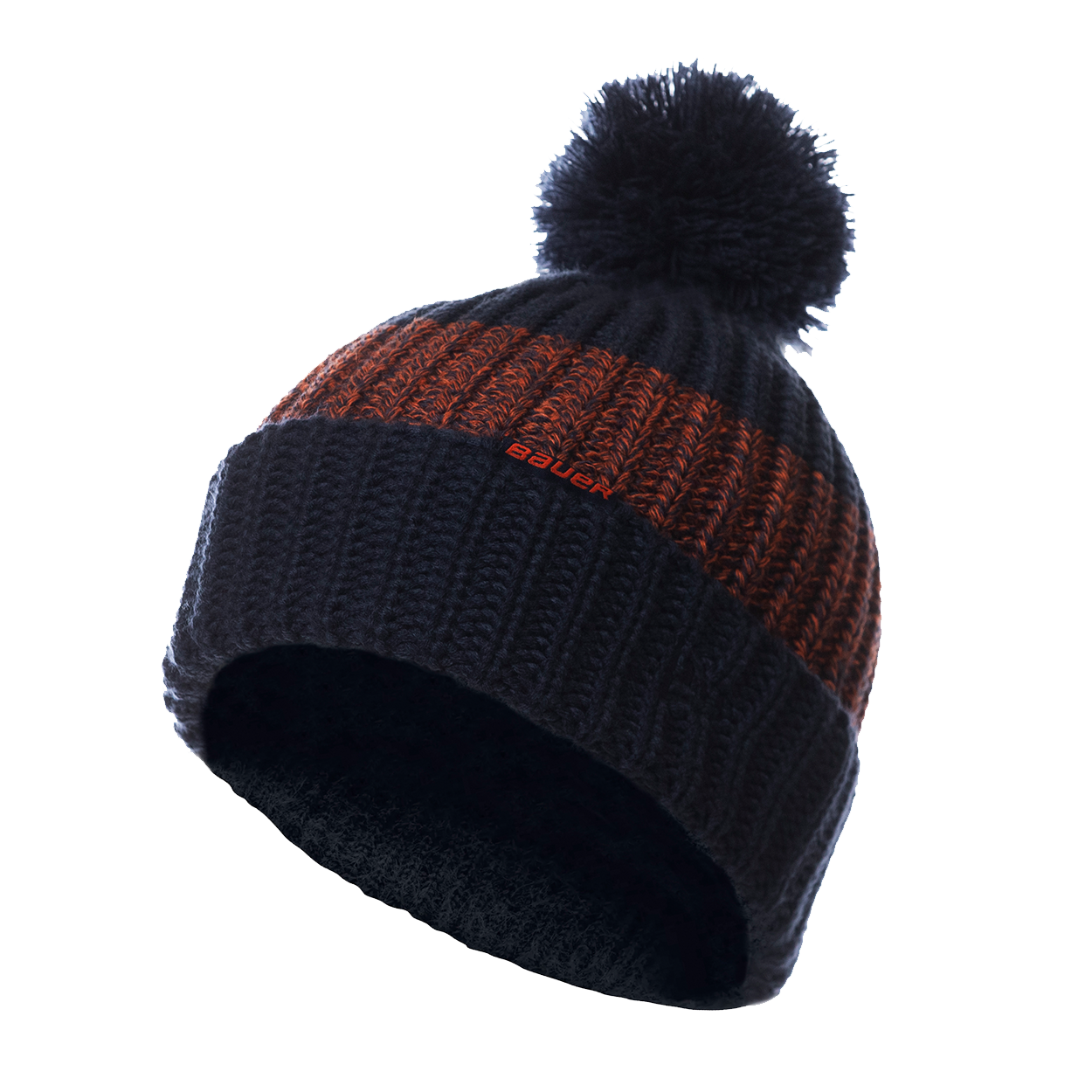 New Era Rib Stripe Pom Knit,,moyen