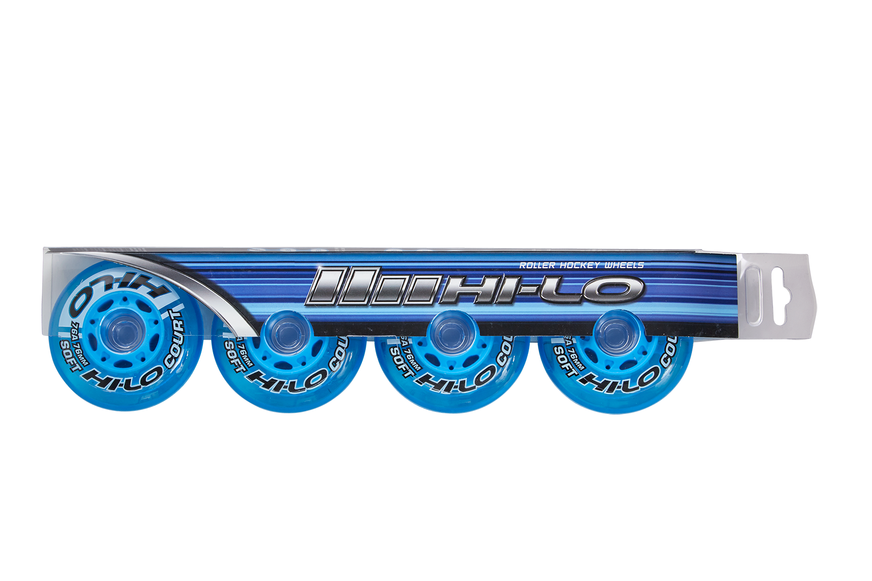 HI-LO COURT ROLLER HOCKEY WHEELS 4PK S19 (INDOOR),,Размер M