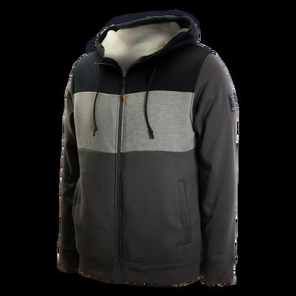 BAUER FLC Sherpa Full Zip Hoodie Senior,,medium