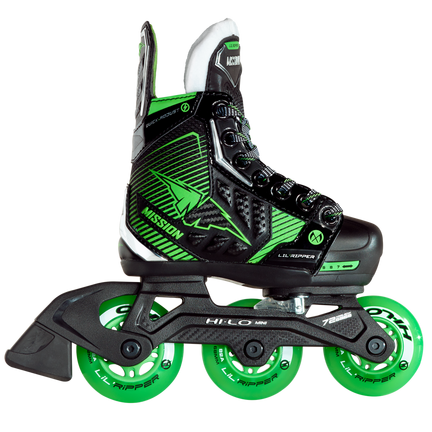 MISSION RH LIL' RIPPER Adjustable Skate Youth,,medium