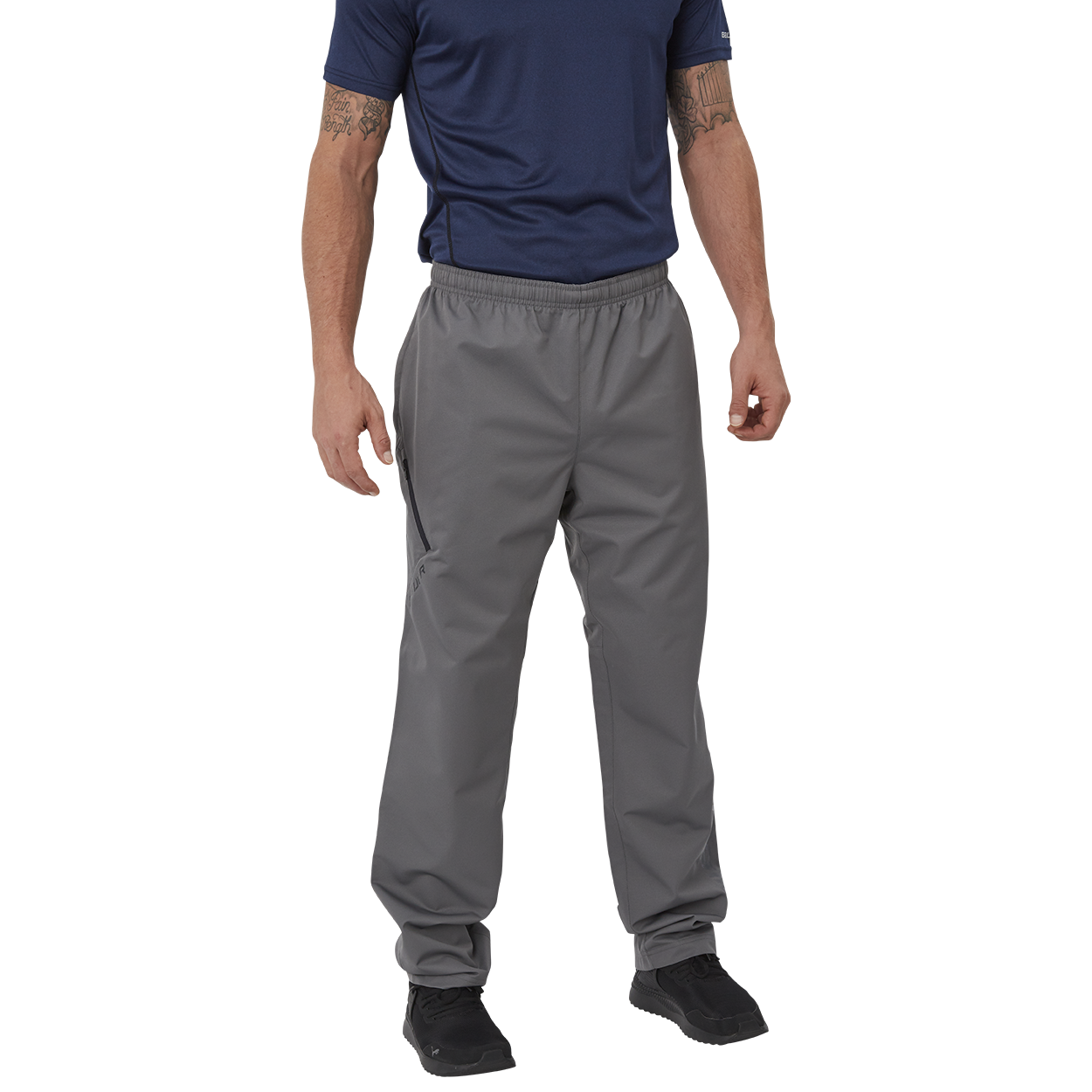 Bauer Supreme Lightweight Pant,Grau,Medium