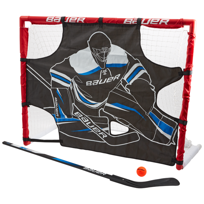 STREET HOCKEY GOAL SET