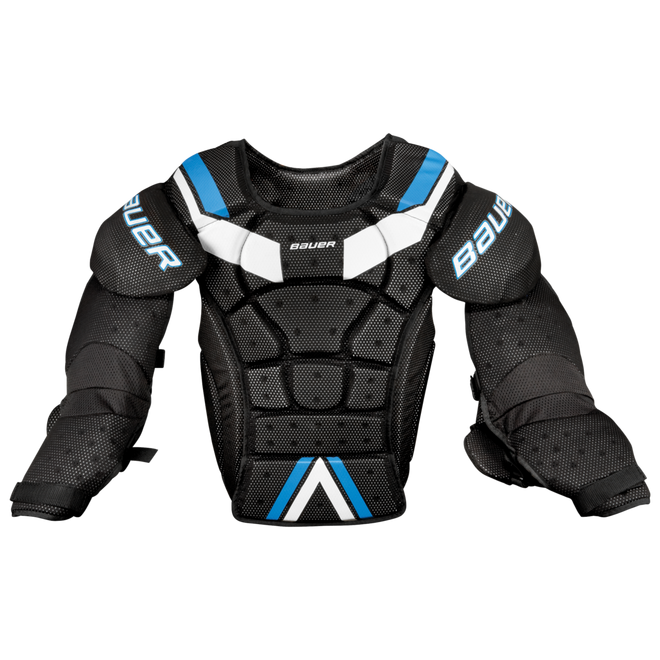 STREET HOCKEY CHEST AND ARM Protector