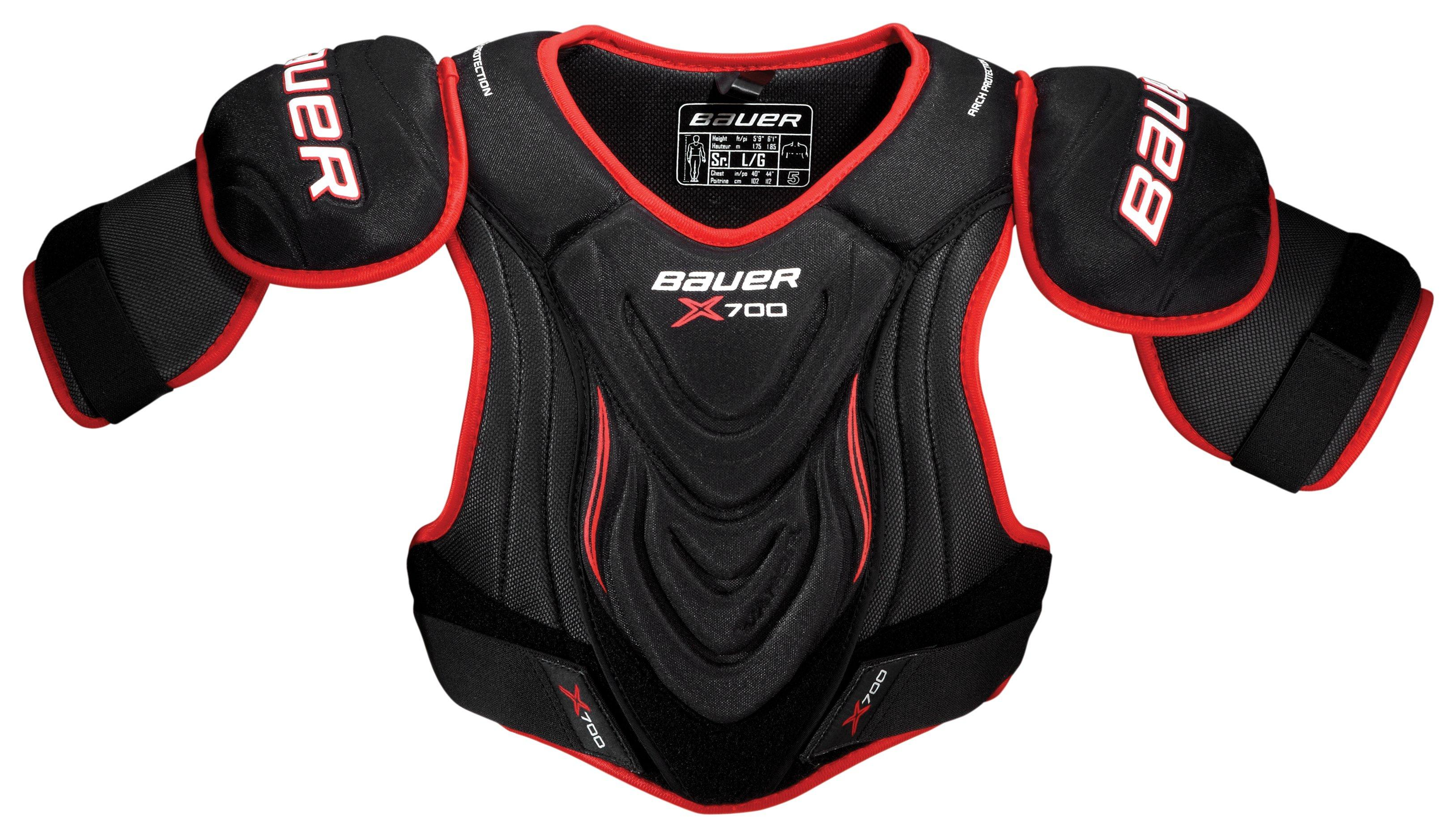 Vapor X700 Shoulder Pad Junior S16,,Medium