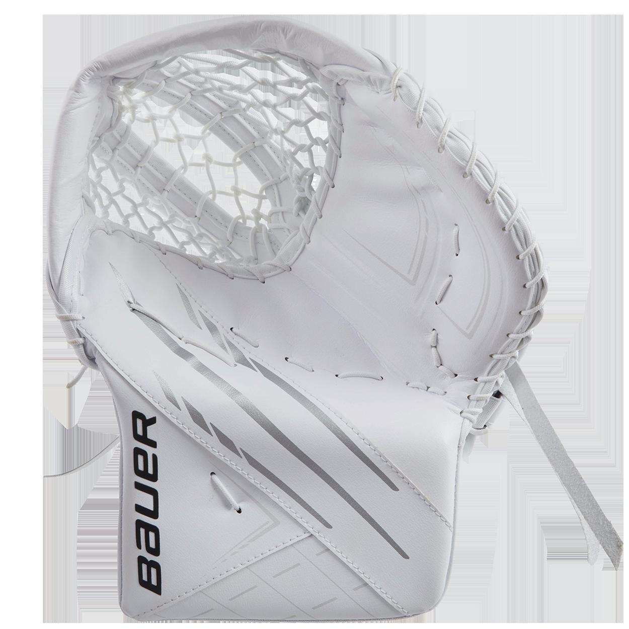 VAPOR HYPERLITE Catch Glove Senior,White,medium