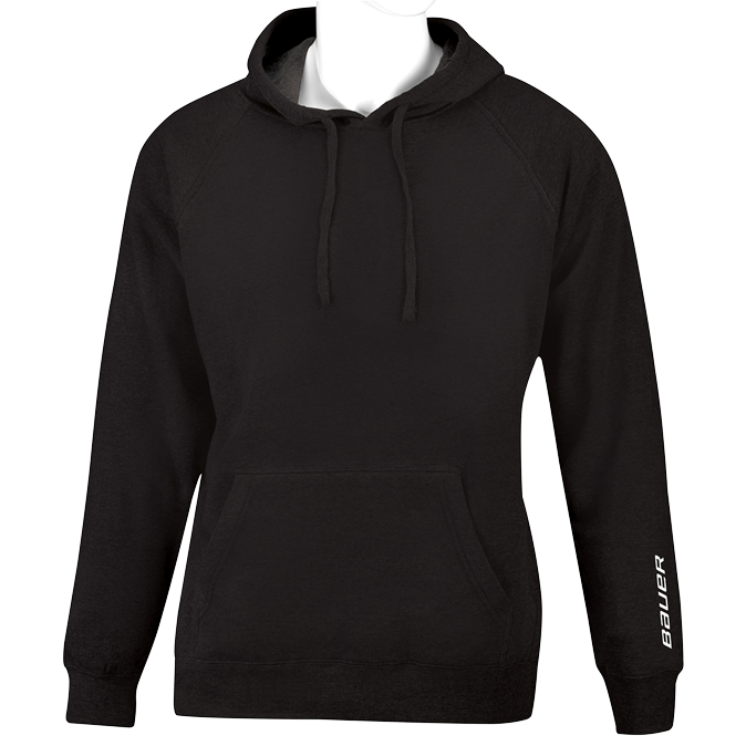 Core Fleece Hoody,Black,medium
