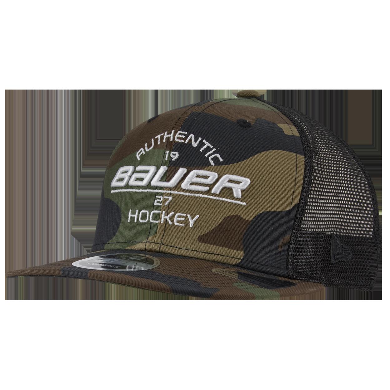 New Era 9FIFTY Camo Snapback Hat