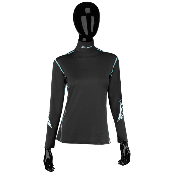 Women's NECKPROTECT Long Sleeve Top - Senior