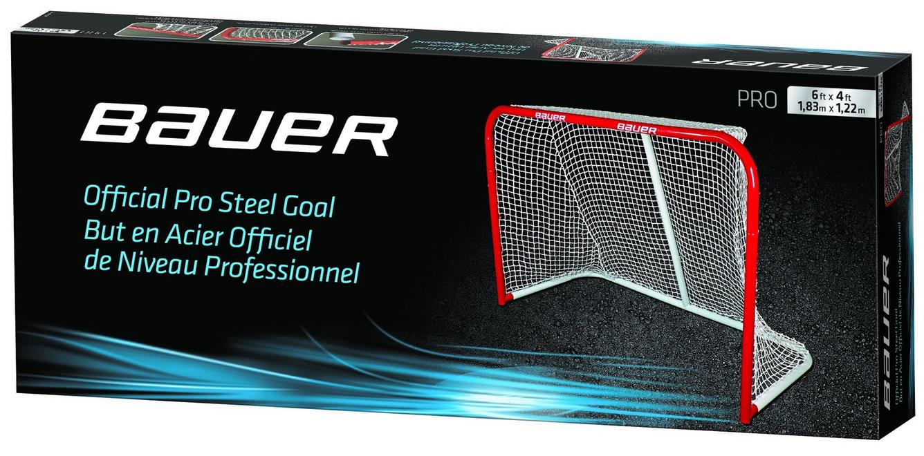 DELUXE OFFICIAL PRO STEEL GOAL