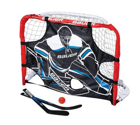 PRO KNEE HOCKEY GOAL SET,,medium