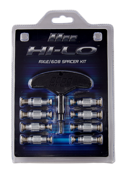 HI-LO RH AXLE/SPACER KIT S19