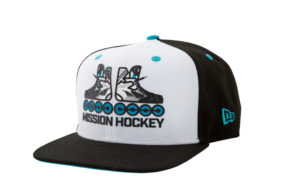 MISSION RH SKATER 9FIFTY A-FRAME HAT