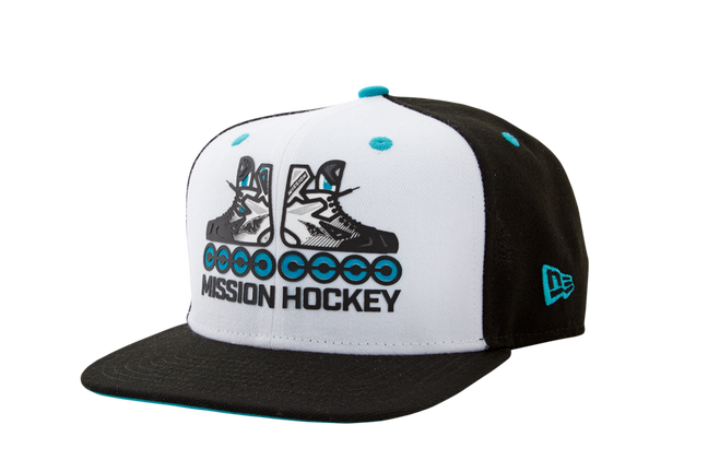 MISSION RH SKATER 9FIFTY A-FRAME HAT,,moyen