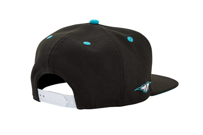 MISSION RH SKATER 9FIFTY A-FRAME HAT,,Medium