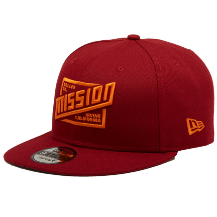 MISSION Lincoln 9FIFTY® Hat,,Medium