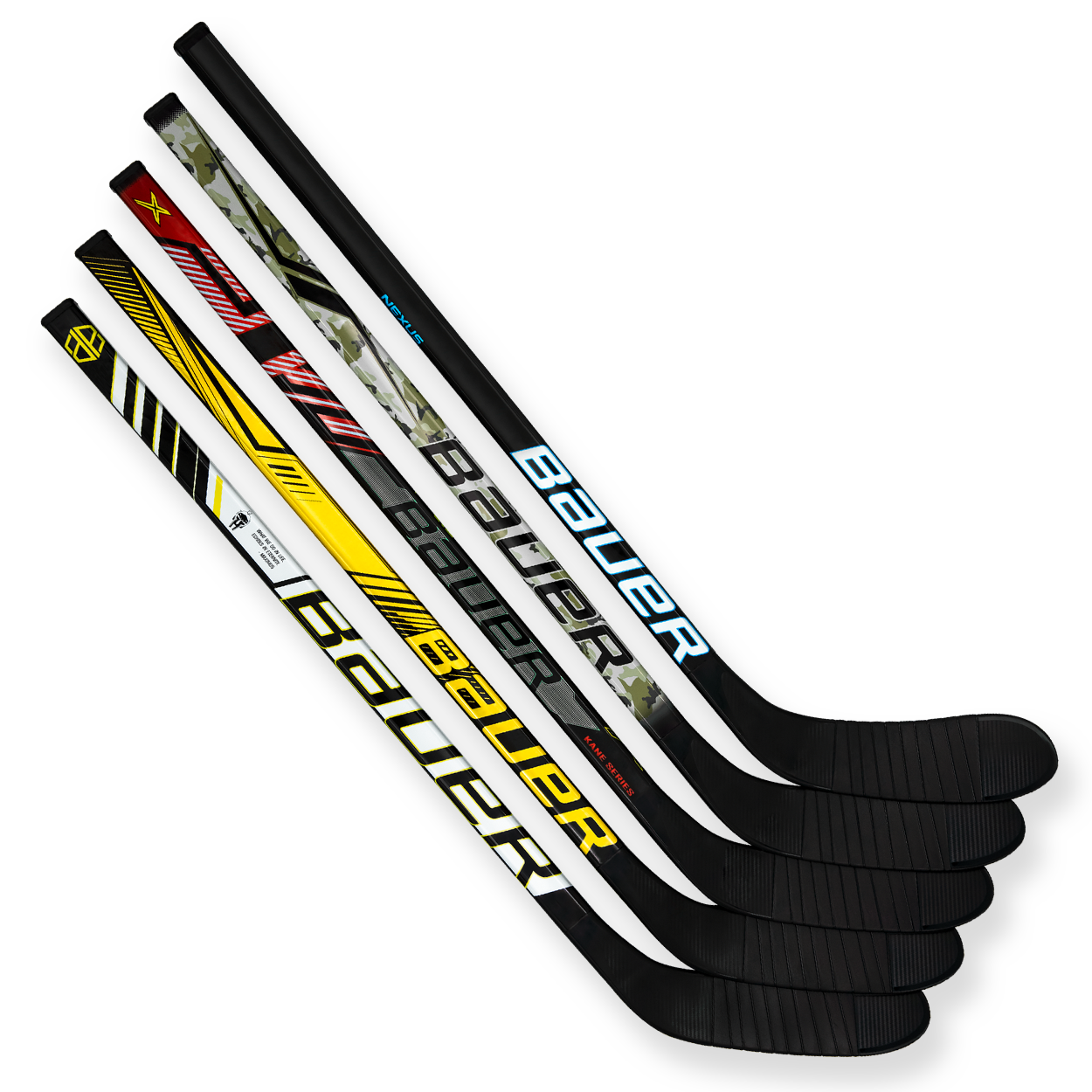 Bauer Mystery Mini Sticks,,moyen