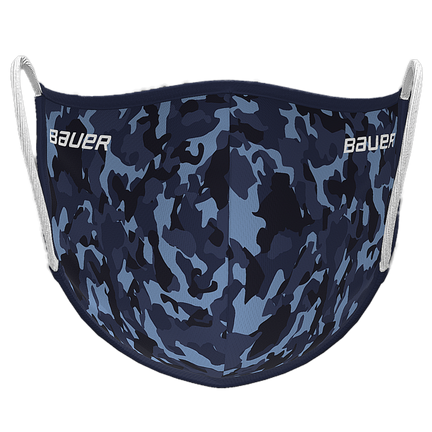 Can't Beat Hockey Reversible Fabric Face Mask,,medium