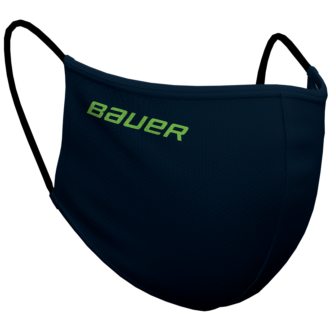 Bauer Reversible Fabric Face Mask Navy/Tie Dye