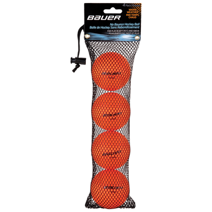 No Bounce Warm Weather Hockey Balls,,medium