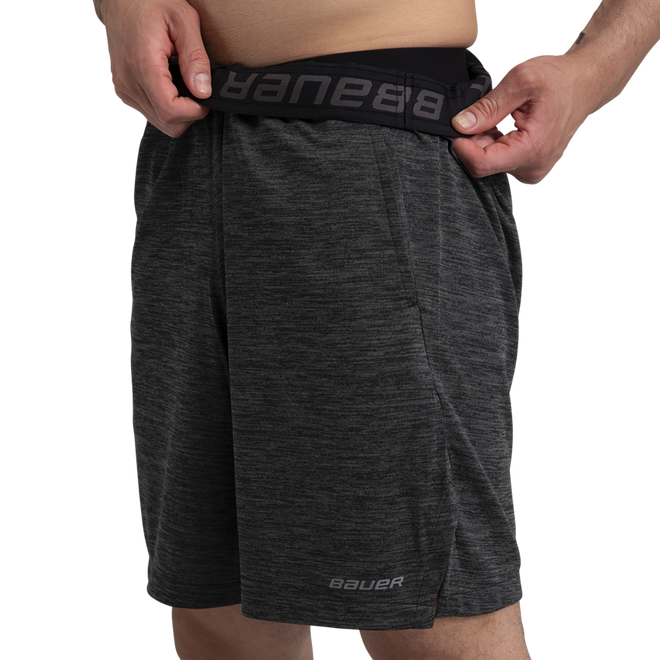 Crossover Training Short - Charcoal