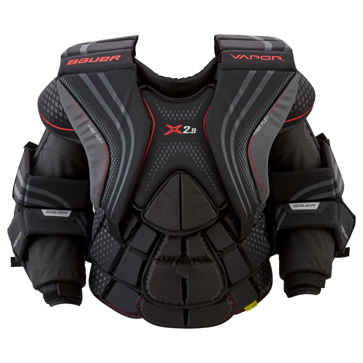 Vapor X2.9 Chest Protector Intermediate,,moyen