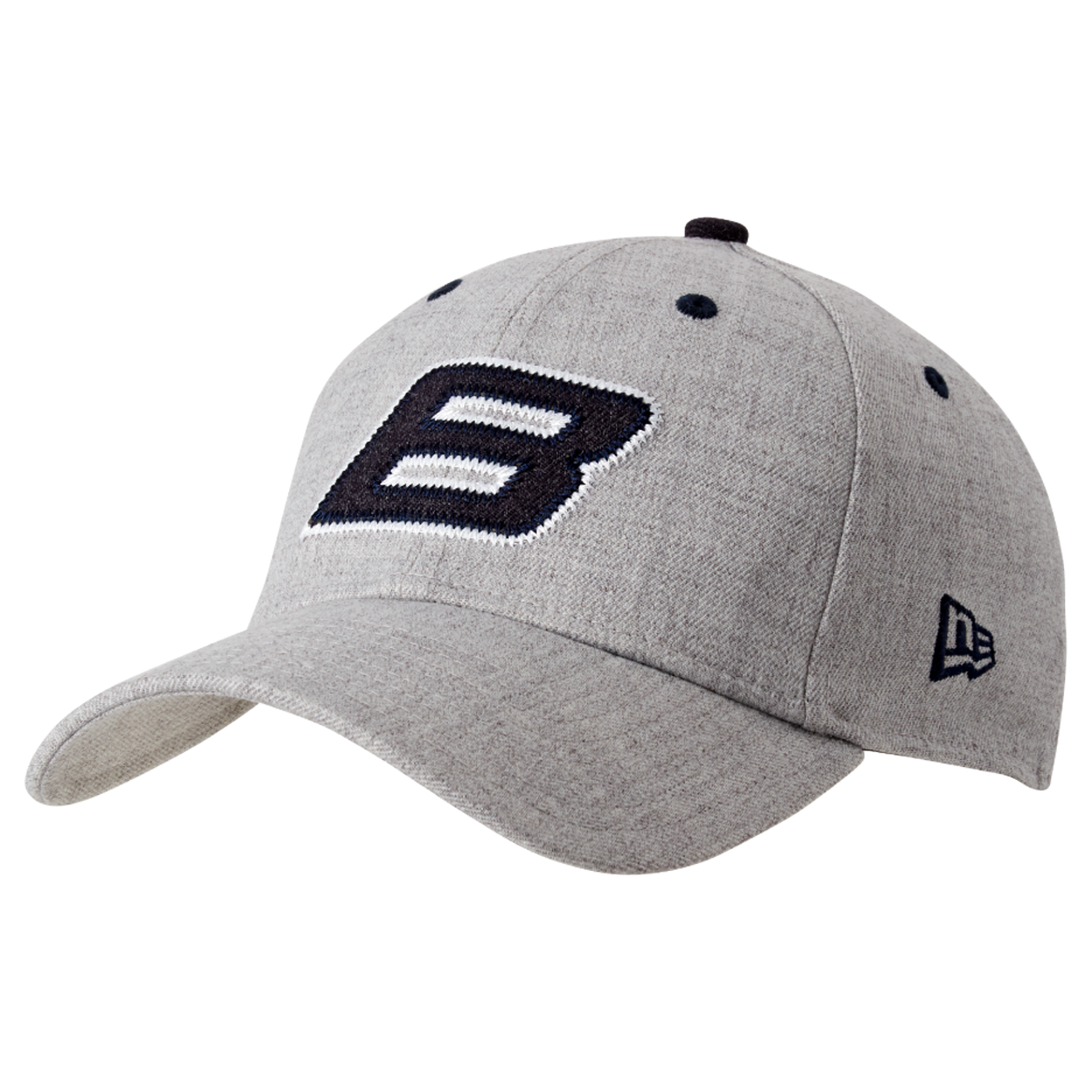 New Era Varsity 3930 Hat,Heather Grey,medium